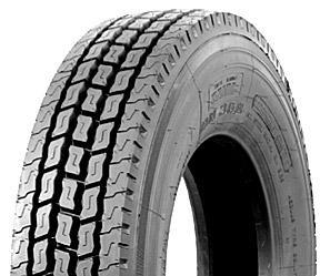 HN308 Plus Premium Closed Shoulder Drive Tires