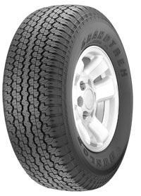 Grandtrek TG35 Tires